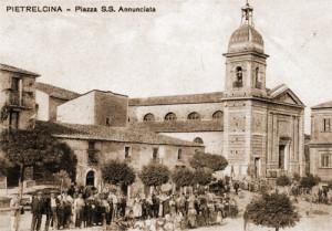 Pietrelcina Antica cartolina