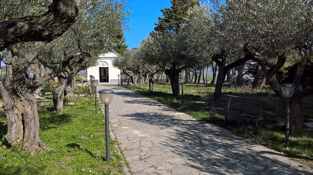 Vialetto Piana Romana