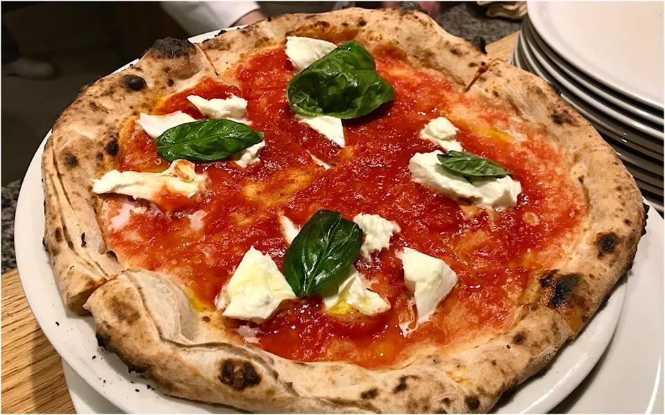 pizza BATTIPAGLIA