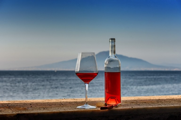 Sorrento Rosé. Un week-end con le Donne del Vino vista mare…