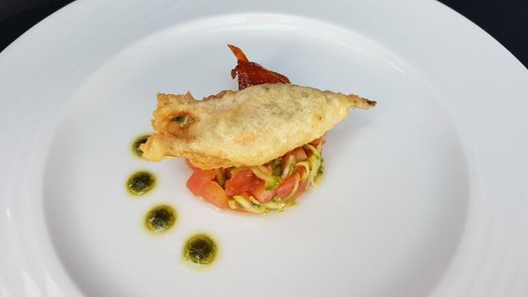 """Premio Tonda d'Oro. """"Estate in orto a Giffoni"""" dello chef Domenico Ianniello"""
