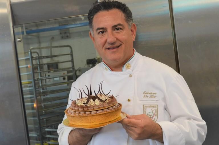 Domani a La Prova del Cuoco la nuova creazione (autunnale) di De Riso