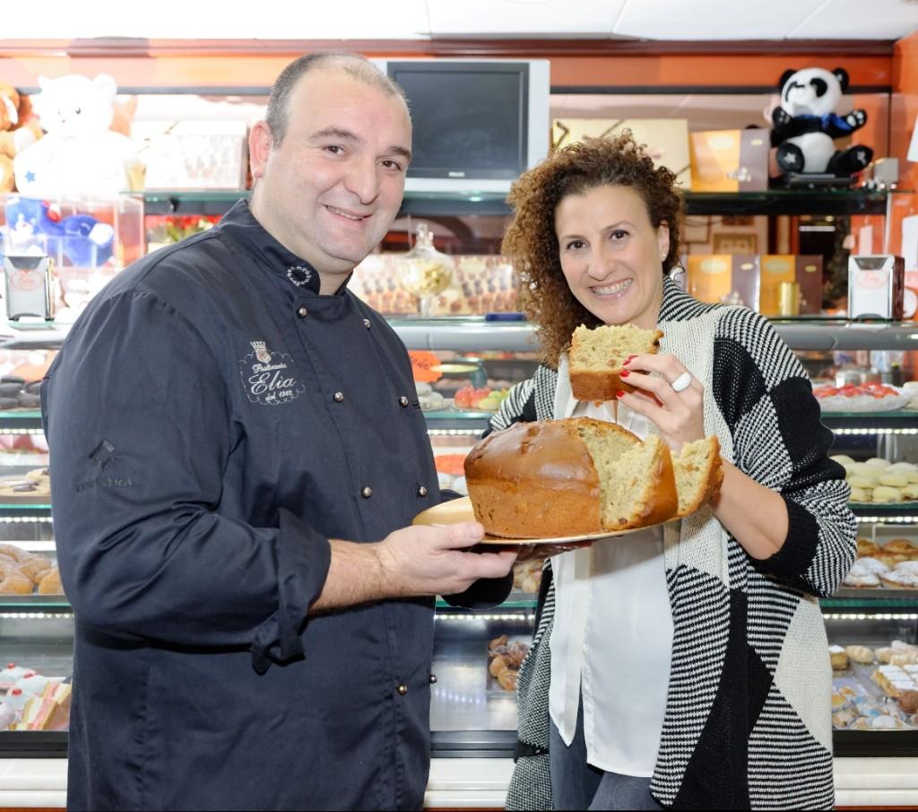 Emilio Soldivieri e Antonella Petitti