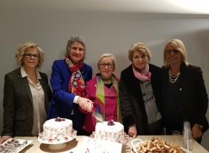 Firenze - 30 anni di Donne del Vino Concia, Cinelli Colombini, Modignani e Tognani