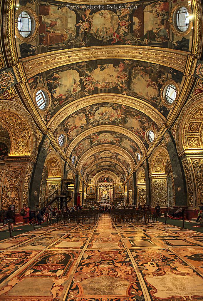 Duomo di Malta panoramica