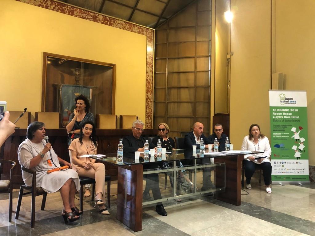 CONFERENZA STAMPA BUONISSIMI 2018