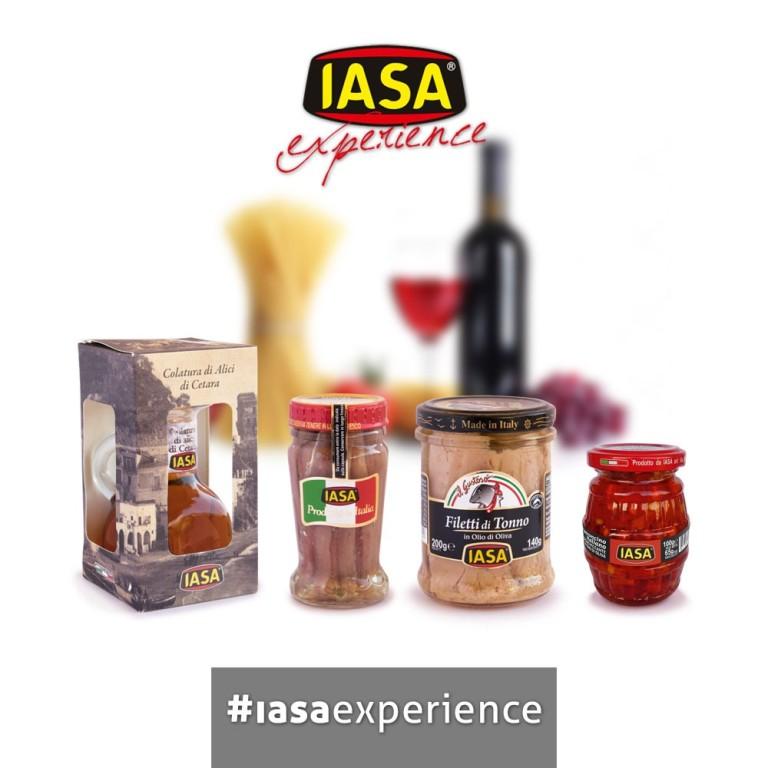 IASAexperience 2018: 11/13 ottobre. Ecco i nomi dei cinque finalisti