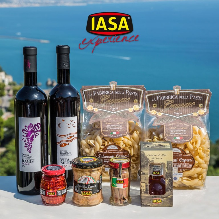 IASAexperience. Sfida tra i fornelli tra vigne e mare per la finalissima