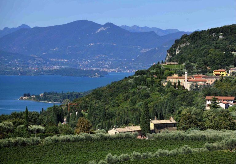 Il Garda. Unica destinazione vinicola italiana nella top ten 2019 di Wine Enthusiast