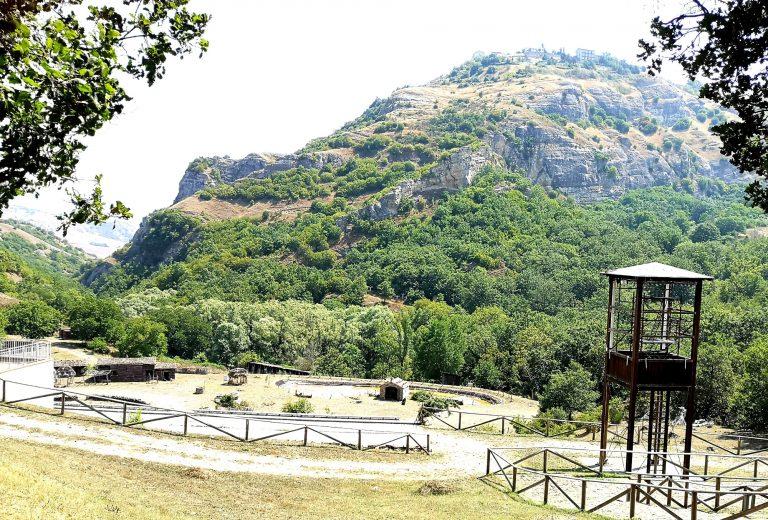 Parco della Grancia, Basilicata. Riparte il cinespettacolo La Storia Bandita