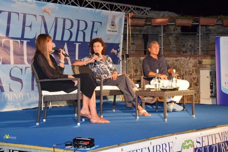 VIDEOINTERVISTE. Chiara Maci e Filippo La Mantia
