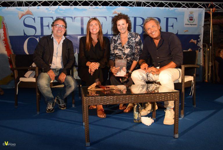 Chiara Maci e Filippo La Mantia al Settembre Culturale. Una storia d'amore e di buona cucina…
