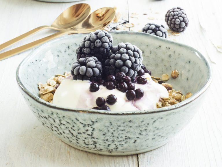 Merenda golosa? Sì, con il frozen yogurt. Ecco 3 ricette da rifare a casa…